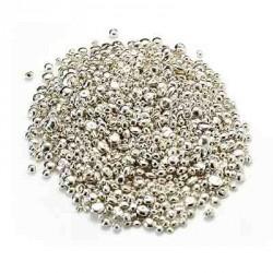 Granalla Plata fina de 10 gramos.