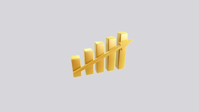 Grafica inversion oro